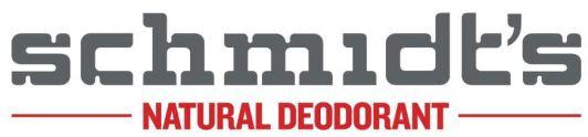 Schmidt's Natural Deodorant logo