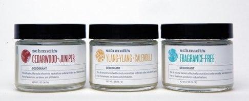 Schmidt's Natural Deodorants