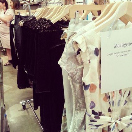 Moulagerie Spring Summer Collection on display at Garnish