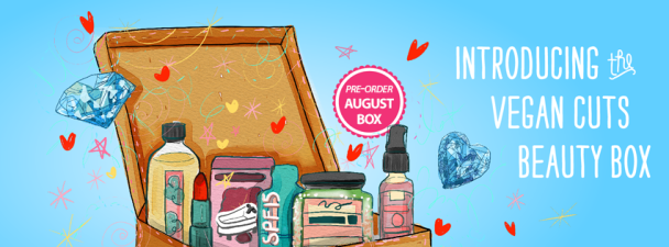 egan Cuts August Beauty Box- Schmidt's Deodorant