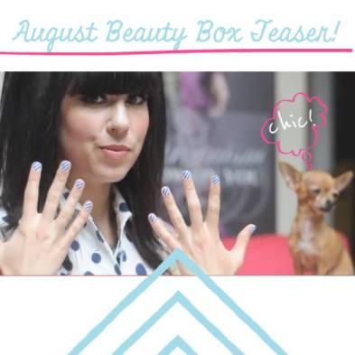 VeganCuts.com August Beauty Box Sneak Peek Schmidt's Deodorant VIDEO