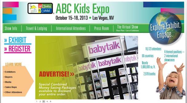 ABC Kids Expo 2013