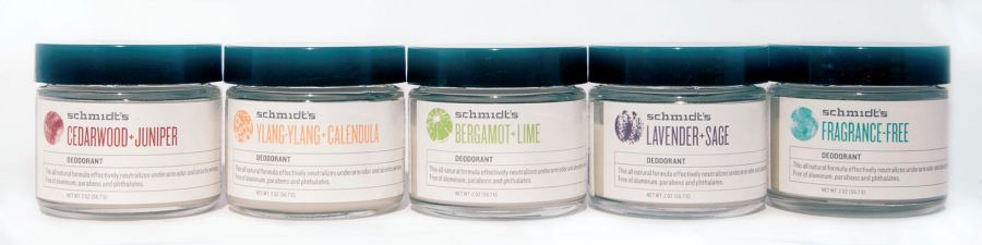 Schmidt's Deodorant - horizontal