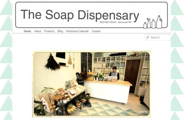 Schmidt's Deodorant now available at The Soap Dispensary, Vancouver BC Canada