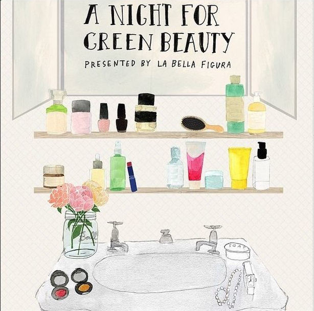 Zoe Organics to be at A Night For Green Beauty LA