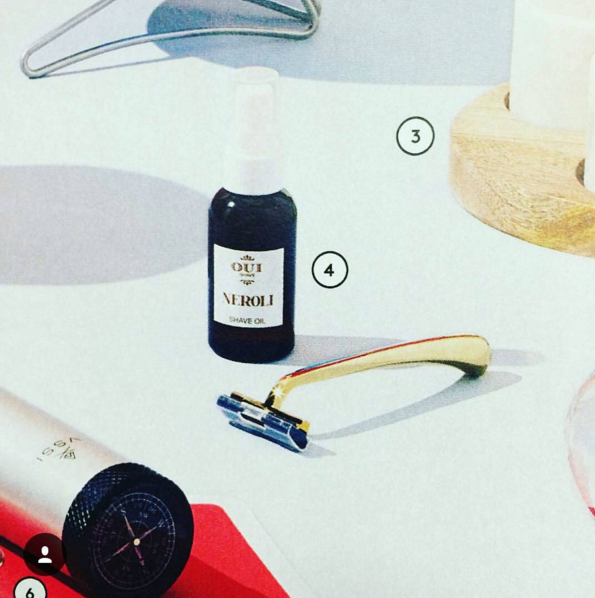 Real simple office supplies Honeycomb Oui Shave Mentioned In Real Simple Magazine Mia Bell Oui Shave Mentioned In Real Simple Magazine Brilliant Natural